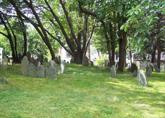 Rumney Marsh Burying Ground