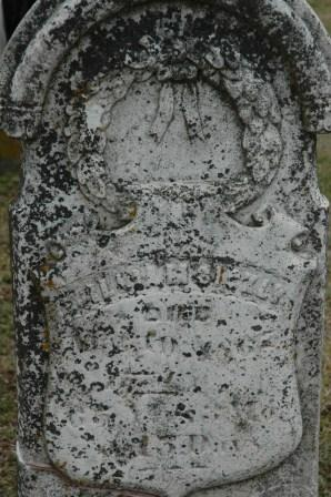 William Sickly - Somerset Cemetery