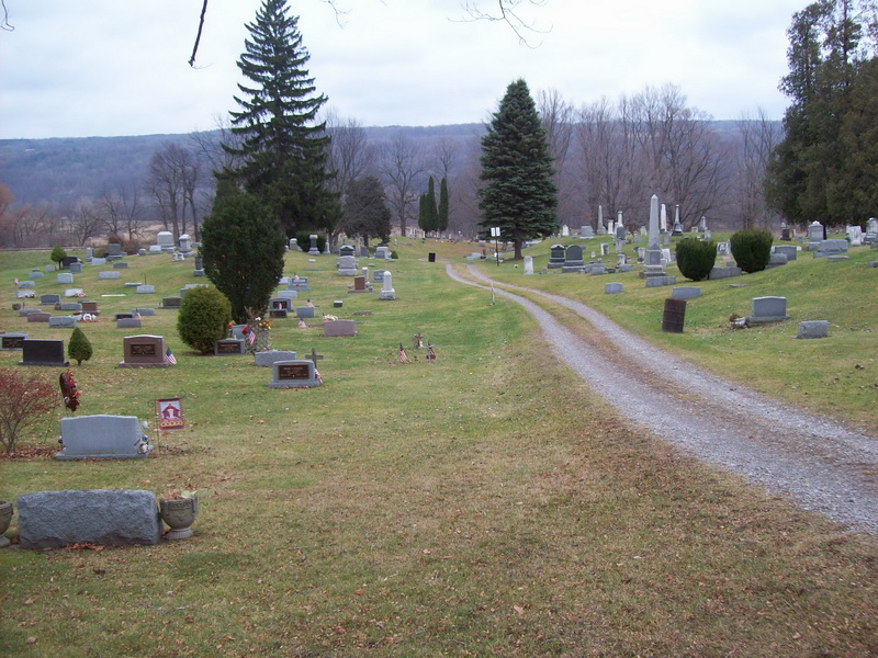 Union/Scottsburg Cemetery