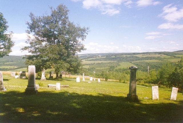 North Oak Hill Cemetery