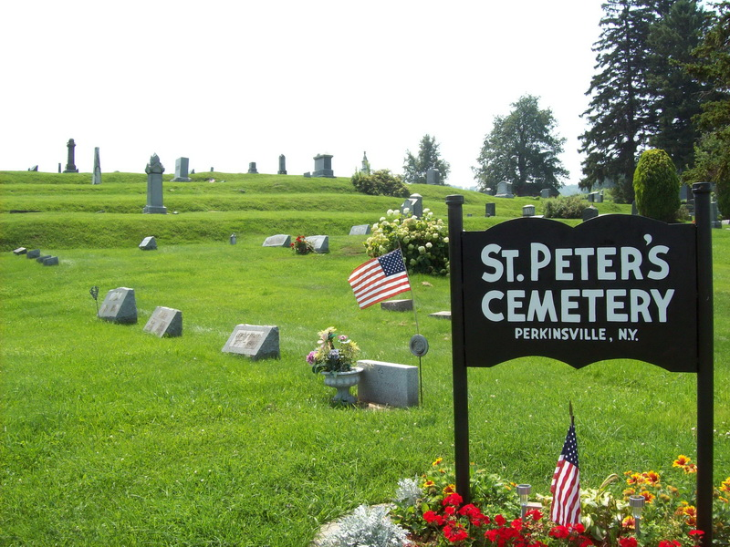 St.Peter's Lutheran Cemetery