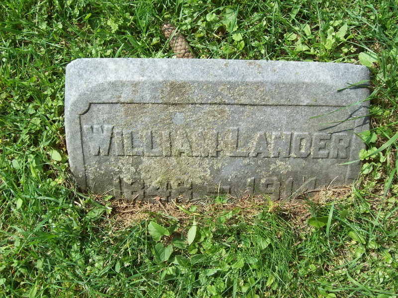 William Lander (1848-1914)