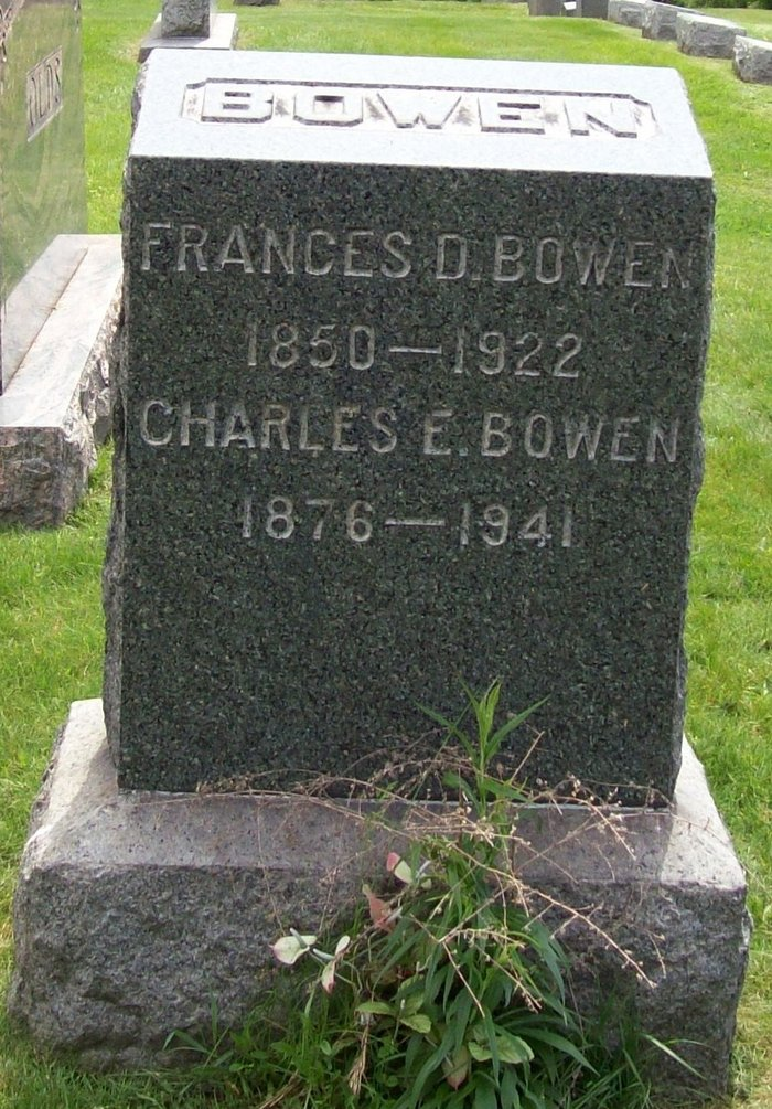 Frances and Charles Bowen, Windsor,OH