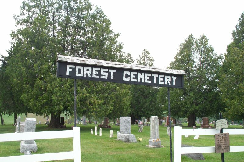 Forest-Burr Cemetery