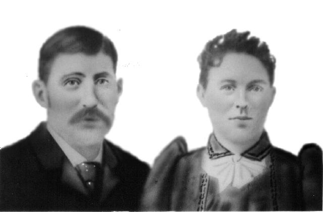 Frank and Anna Burdett