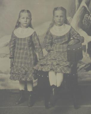 Addie and Florence Haynes
