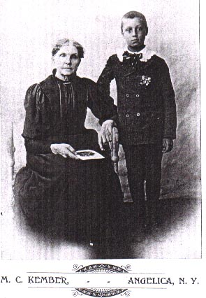 Cierna (Matson) Miller and William Dowd