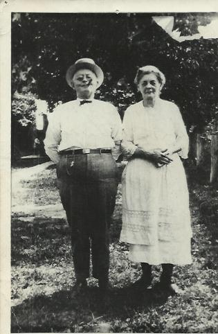 Abraham and Charlotte (Buehrle) Myers