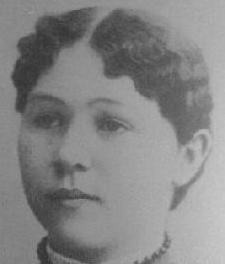 Anna Dickinson Russell